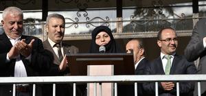 15 Temmuz Şehitler İmam Hatip Ortaokulu, yeni binasına taşındı