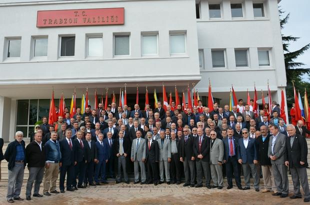 Trabzon'da Muhtarlar Günü kutlandı