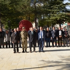 Ladik'te Muhtarlar Günü kutlandı