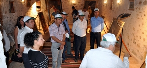 Muğla'nın tarihi ve kültürel değerlerinin envanteri çıkarılıyor