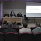 Beyşehir'de ilçe güvenlik danışma kurulu toplantısı