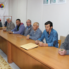 Dinar'da mesleki yeterlilik sınavı
