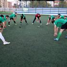 """""""Yeşil sahada barış için kardeşlik"""" turnuvası"""