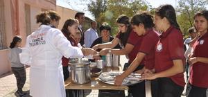 Arguvan Lisesinde aşure etkinliği düzenlendi