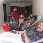 Gülnar Orman İşletme Müdürlüğü'nden kan bağışı