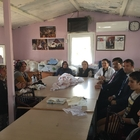 Arguvan'da dikiş nakış kursu açıldı