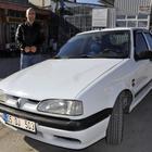 Farklı iki araçtan oluşan otomobilin sahibi polise başvurdu