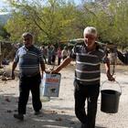 Yıllardır suyu olmayan mahalleli yardım bekliyor