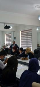 Hizan'da proje tanıtım toplantısı yapıldı