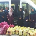 Muş'ta ihtiyaç sahibi ailelere yardım