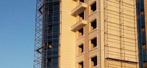 Karabük'te 13. kattan düşen işçi öldü