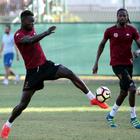 Aytemiz Alanyaspor'da, Bursaspor maçı hazırlıkları