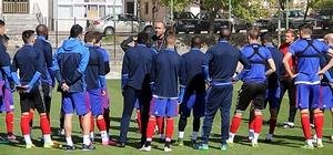 Kardemir Karabükspor'da, Medipol Başakşehir maçı hazırlıkları