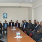 AK Parti Vezirköprü İlçe Teşkilatından muhtarlara ziyaret