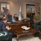 İsveç'in Ankara Büyükelçisi Wahlund, Mersin'de