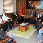 Sinop'ta başarılı sporcular ödüllendirildi