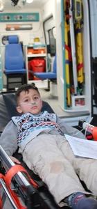 Suriyeli 3 çocuğun şofben gazından zehirlendiği iddiası
