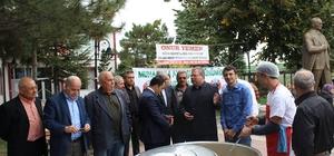 Süloğlu Belediyesi'nden aşure etkinliği