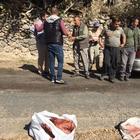 Antalya'da kaçak avcılara 20 bin lira ceza