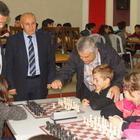 Çubuk'ta Cumhuriyet Bayramı Satranç Turnuvası başladı