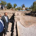 """""""Mozaik tarlası""""nda bin 500 yıllık sikke bulundu"""