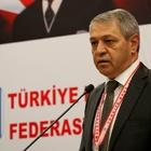 Boks Federasyonunda Gözgeç yeniden başkan