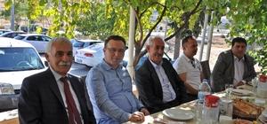 """CHP Adıyaman İl Teşkilatı'ndan Gölbaşı'nda """"birlik ve beraberlik"""" yemeği"""