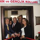 CHP Beypazarı ve Nallıhan İlçe Başkanlığı binalarının açılışı yapıldı