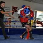 Muğla'da muaythai turnuvası