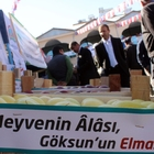 Kahramanmaraş'ta 5. Geleneksel Elma Festivali