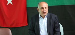 Denizlispor Kulübü Başkanı Urkay: