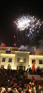 Hatay Büyükşehir Belediyespor'da kupa sevinci