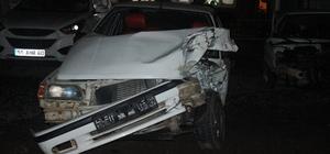Samsun'da trafik kazası: 10 yaralı