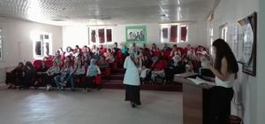 ÇATOM kursiyerlerine kanser semineri