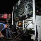Bursa'da trafik kazası: 11 yaralı
