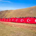 """Gençlik merkezlerinden """"15 Temmuz Şehitleri Anma Yürüyüşü"""""""