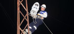 Sokak aydınlatmaları özel ekiplere emanet