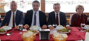 CHP Sinop Milletvekili Karadeniz, muhtarların sorunlarını dinledi