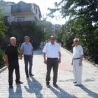 Gülüç Belediye Başkanı Demirtaş'tan inceleme