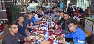 Belediye Başkan Aksoy, Tatvan Spor'u tebrik etti