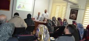 Boyabat'ta diyabet hastalarını bilinçlendirme toplantısı düzenlendi