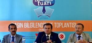 Kahramanmaraş'ta Uluslararası 3. Kitap ve Kültür Fuarı