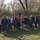 OMÜ'lü öğrenciler Kızılırmak Deltası Kuş Cenneti'ni gezdi