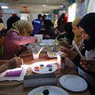 Türk Kızılayı Suriyeli gençleri geleceğe hazırlıyor