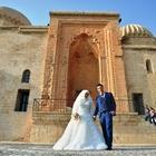 Mardin'in tarihi mekanları mutlu anlarına tanıklık ediyor