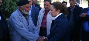 AK Parti Genel Başkan Yardımcısı Çalık, şehit ailesini ziyaret etti