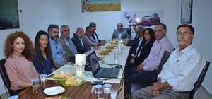 Mersin Ziraat Odaları İl Koordinasyon Kurulu toplantısı