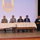 Ahlat'ta öğrenci servis şoförlerine seminer verildi
