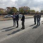 Akşehir'de yol yapım çalışmaları