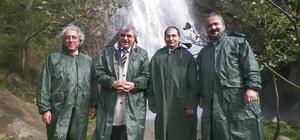 Erikderesi Şelalesi Tabiat Parkı Projesi